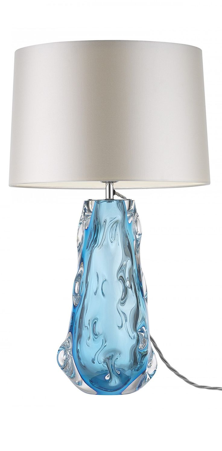 Teal lamp shades table lamps style light design most decorative -  Blue Glass Lamps Blue Glass Lamp Blue Glass Table Lamps Blue Glass Home