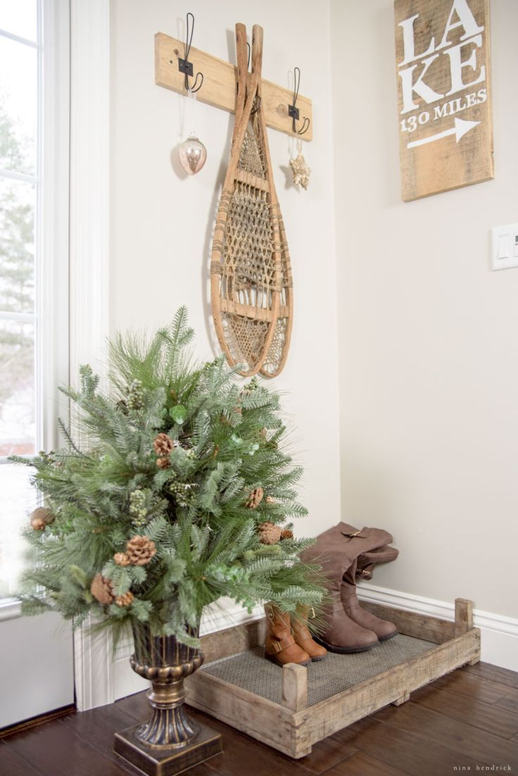 Today I'm sharing a new view of our home! This is the front of our foyer, and I finished up a couple of little things so it could be dressed up for the Christmas season. This is a sponsored post in partnership with Balsam Hill. However, all opinions on their products are my own. Please …