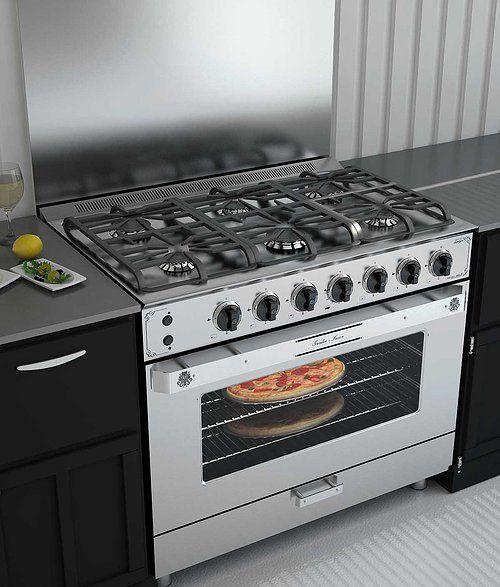 Cocina Garden Steel Modelo 900