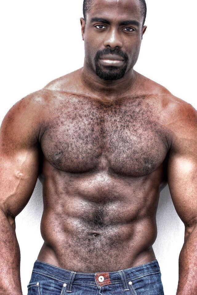 fucking men hairy black handsome