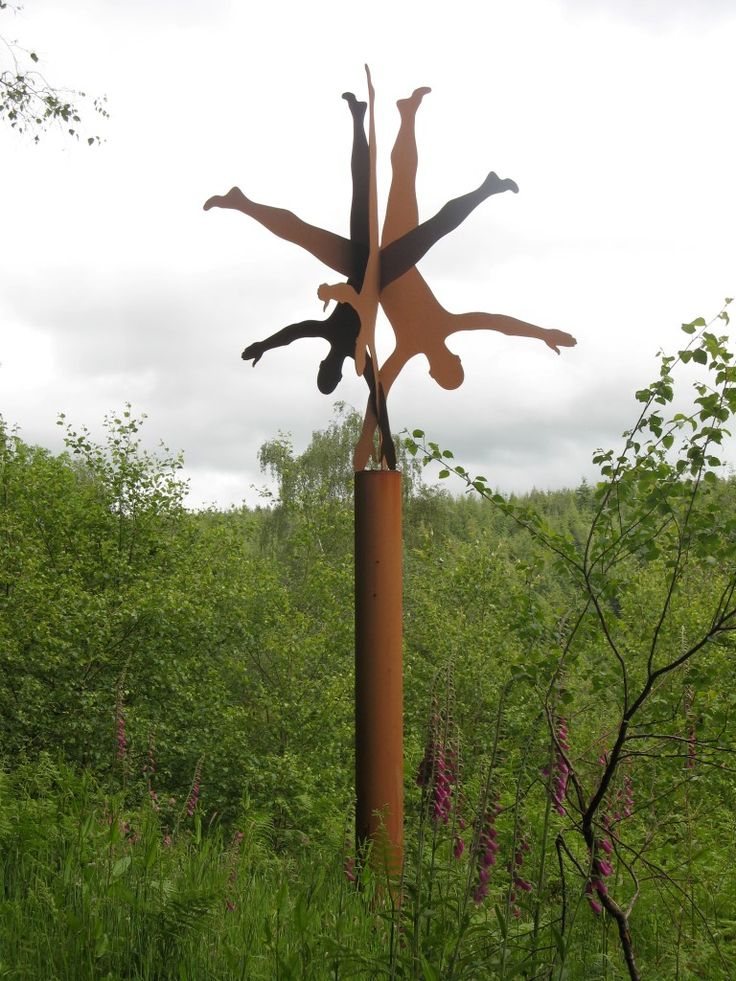 Modern Outdoor Steel Sculpture By Pete Moorhouse | Garden | Pinterest |  Steel Sculpture And Garden Sculptures