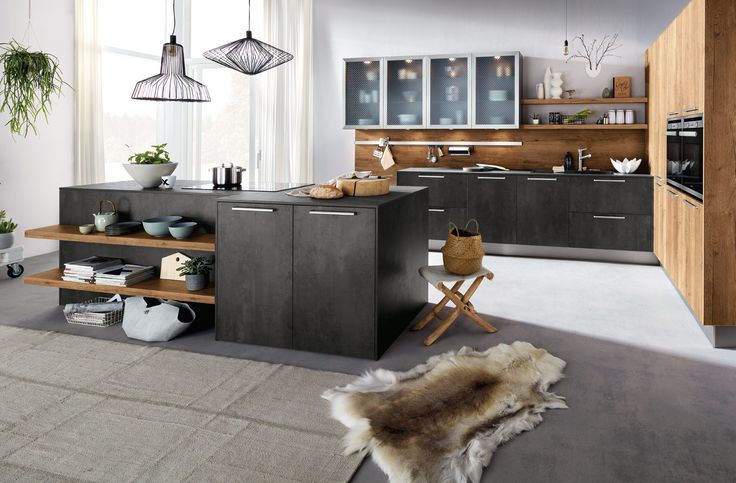 The 500 best Küche images on Pinterest   Kitchens, Chest of drawers ...