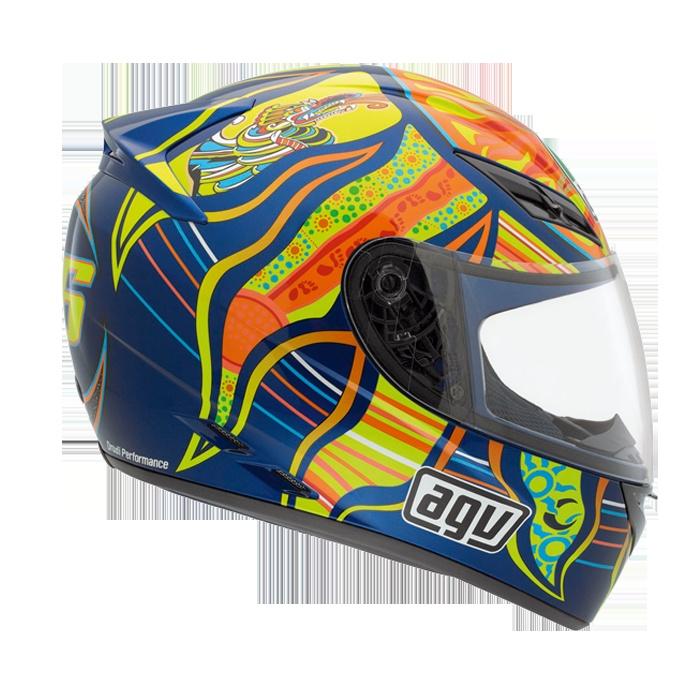 AGV Helmet: 5 Continents