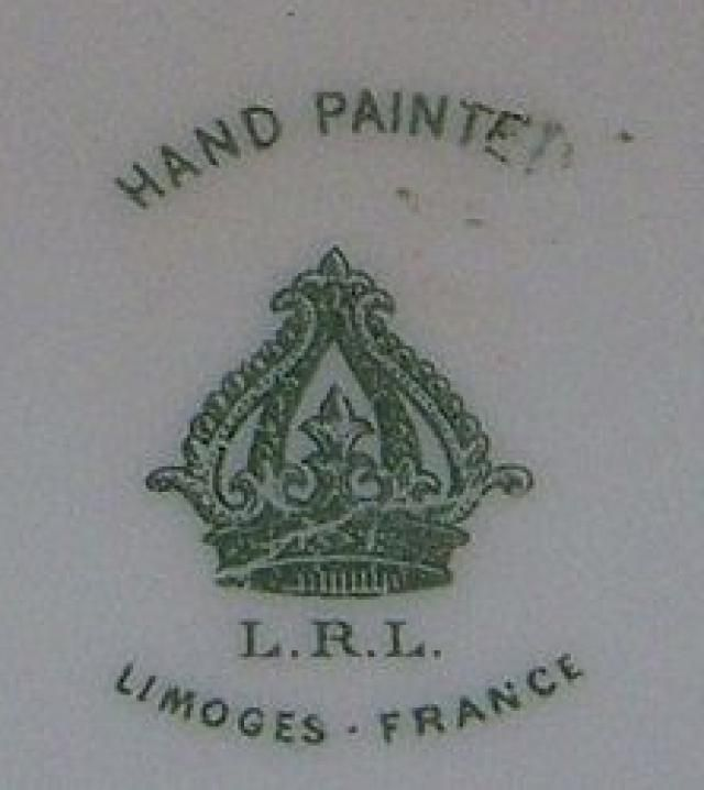 limoges porcelain marks dating divas