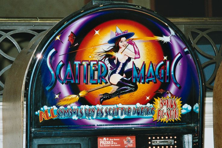 Scatter Slots Hot Witches