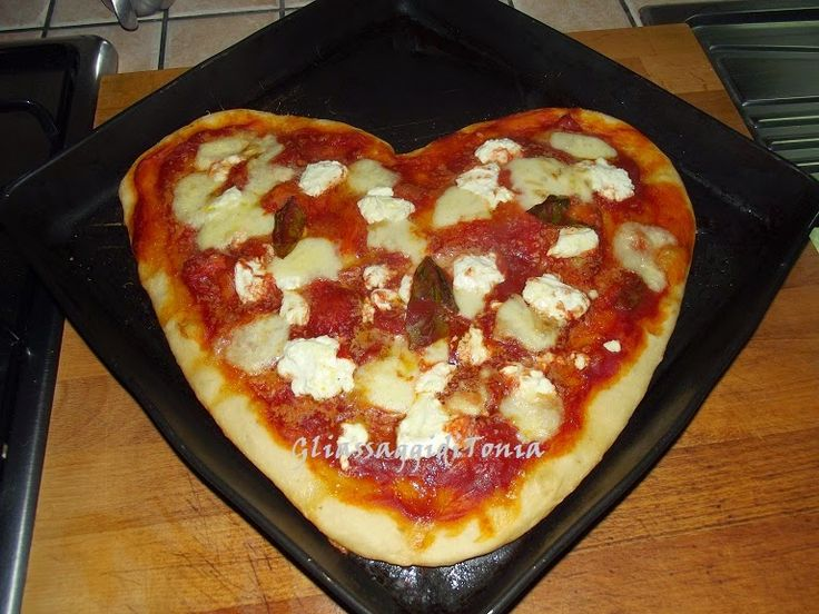 Gli assaggi di Tonia: CUORE DI PIZZA