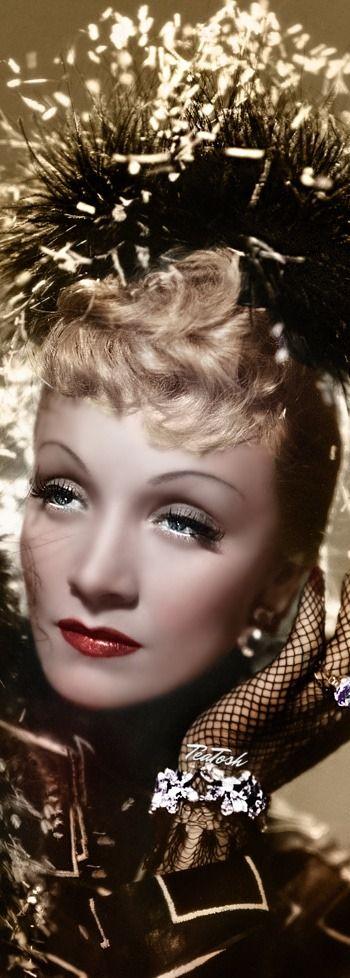 ❇Téa Tosh❇ Marlene Dietrich