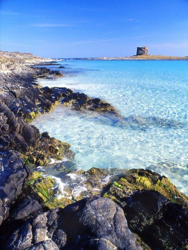 ''Spiaggia La Pelosa e torre'' - Stintino