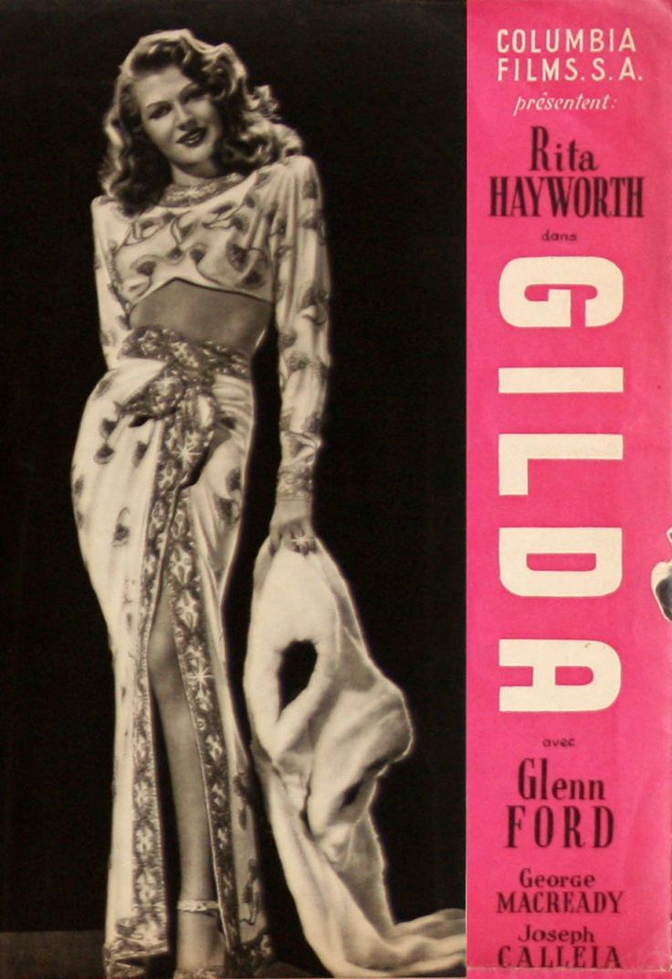 17 Best images about Rita Hayworth ~ Gilda on Pinterest ...