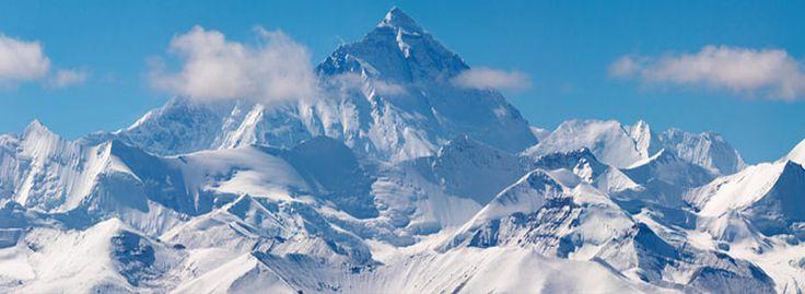 Mount Everest - Himalayas, Nepal/Tibet - Seven Wonders of the Natural World