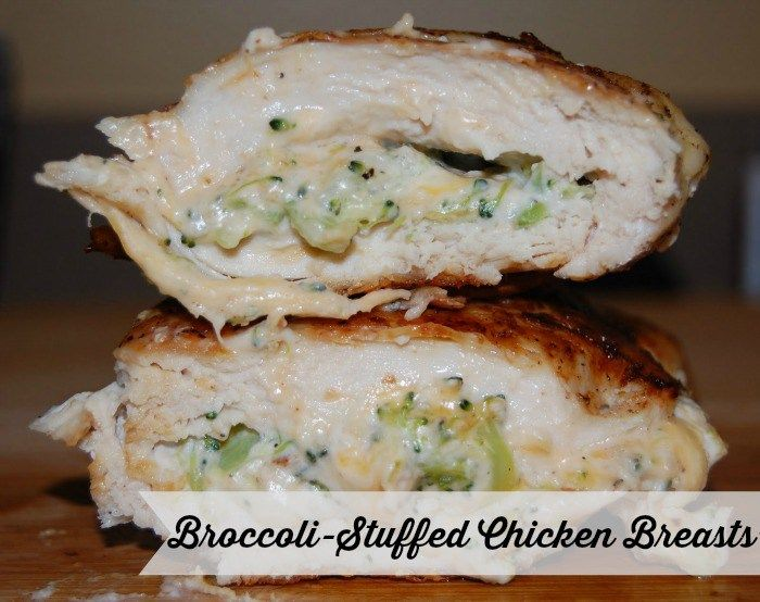 Broccoli-Stuffed Chicken BreastsJuly 9, 2014 by FairhopeFoodie Leave a CommentI was looking forward to tonight's Broccoli-Stuffed Chicken Breasts dinner. I haven't cooked with chicken in a long time! I didn't realize how long it had been. What a nice way to bring it back! This was super easy and super yummy. You can use reduced fat cheeses and keep this pretty healthy. You can also control it by how much you stuff in each chicken breast. Serve with rice or roasted potatoes and some veggies…