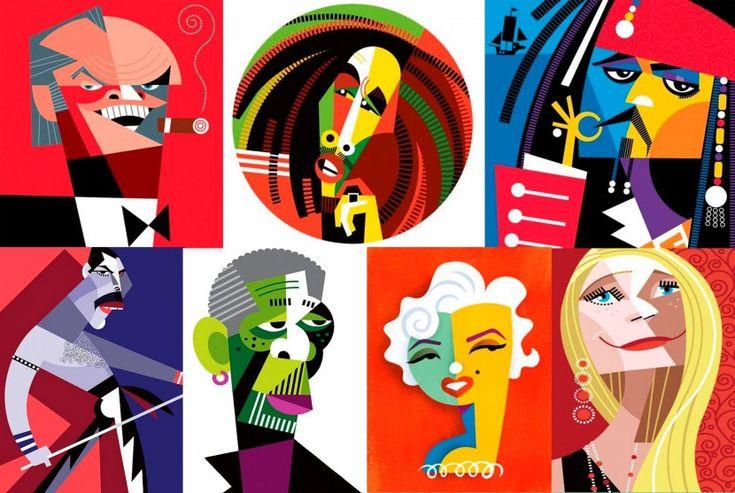 30 pictograme celebrități foarte inspirat