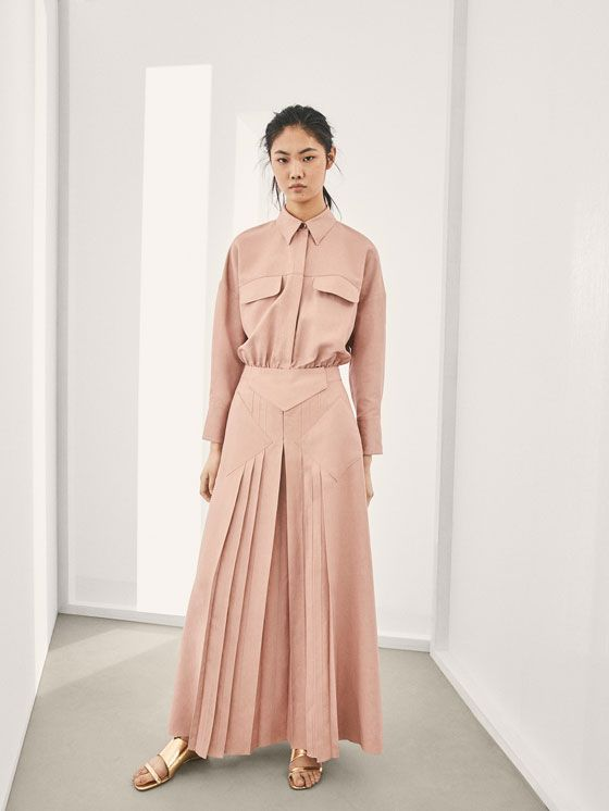 New In Women's Collection | Massimo Dutti Spring Summer 2018