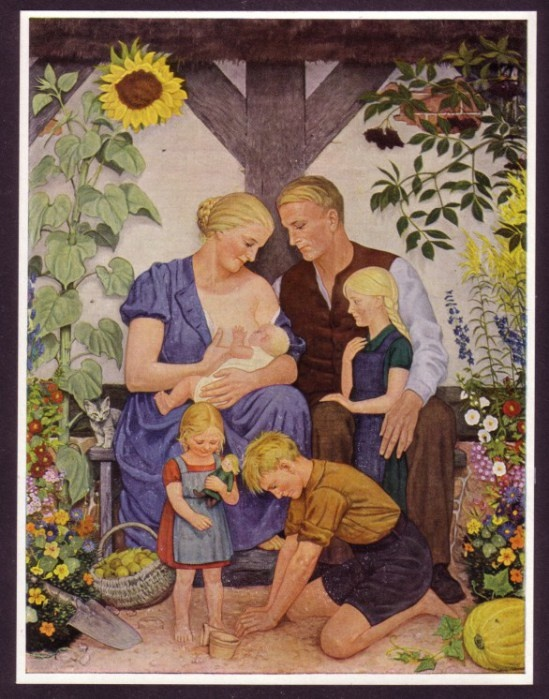 the aryan race Your internet source for history a resource on nazi propaganda for lovers,  students and teachers of history.