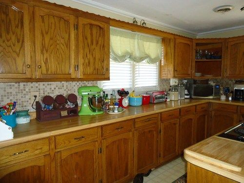 17 Best Ideas About Solid Wood Kitchen Cabinets On