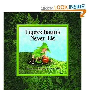 Ninny Nanny and Gram capture a leprechaun and try to use his gold to solve their problems.