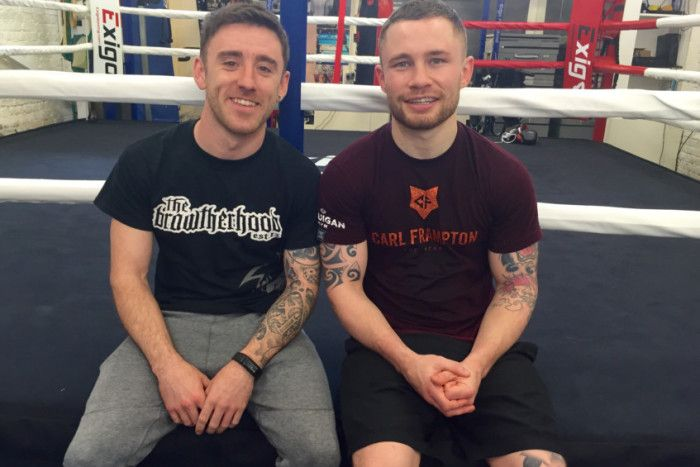 Organisers of the MCE Ulster Grand Prix have announced a special event with two-weight boxing world champion Carl Frampton and international road racing star Lee Johnston, to take place just days after Frampton's highly anticipated fight at the SSE Arena, Belfast against Mexican fighter Andres Gutierrez.  Find out more at…