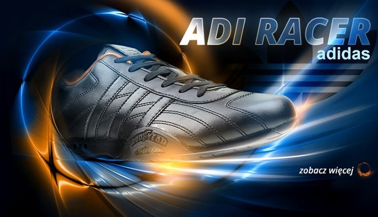 Adidas Adi Racer - buty skórzane Adidas Originals