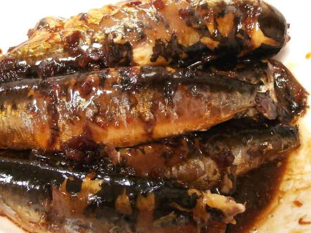 骨までパクっ!圧力鍋でいわしの生姜煮の画像