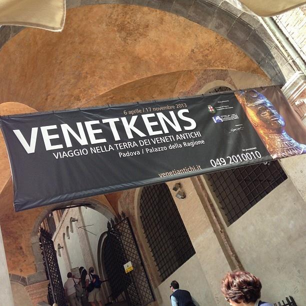 #visitpadova #arte #venetkens
