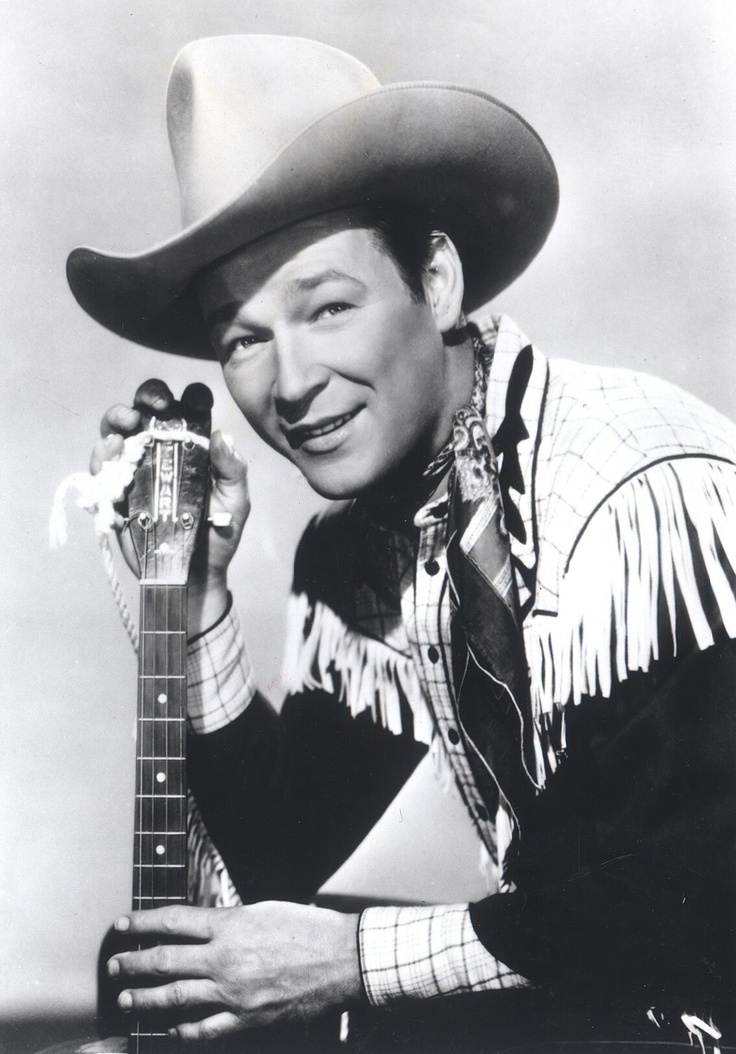 Roy Rogers, born Leonard Franklin Slye (November 5, 1911 – July 6, 1998), was an American singer and cowboy actor.