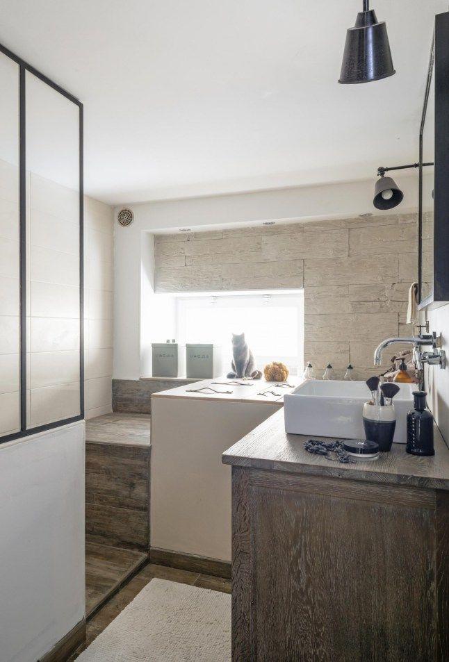 Interieur inspiratie uit Bordeaux, Frankrijk. Voor meer interieurs kijk ook eens op http://www.wonenonline.nl/interieur-inrichten/
