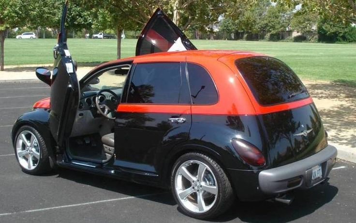 custom pt cruiser | Custom 2001 Chrysler PT Cruiser Additional Pictures