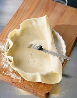 Masa para tarta ligth   Recetas de Cocina faciles.