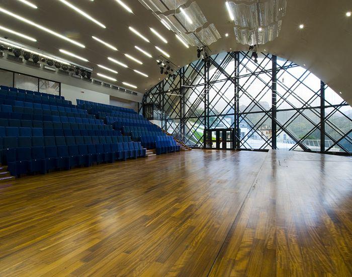 Auditorium Ravello  Oscar Niemeyer