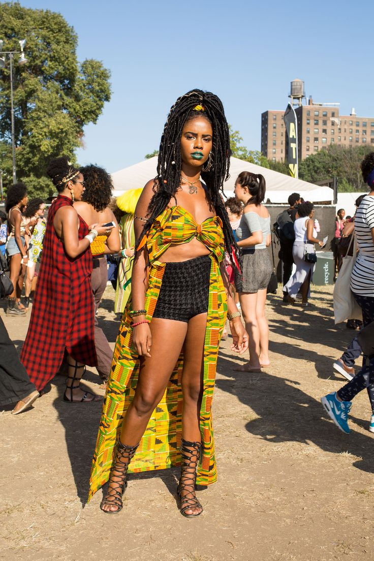82 Flawless Outfits From Afropunk Festival Guaranteed to ...