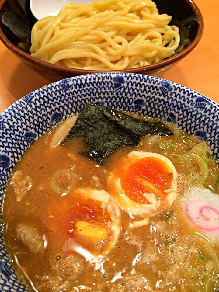 東京最後は朝つけ麺‼︎ by giacometti1901 at 2014-2-27