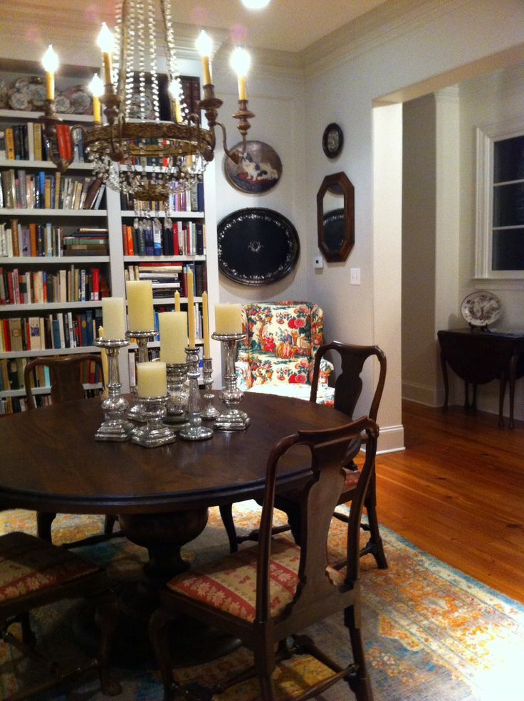Multifunction Room Dining And Library