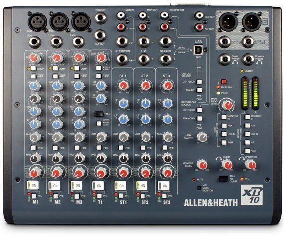 Allen & Heath XB-10