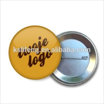 Cheap button making machine Metal Tin Badge