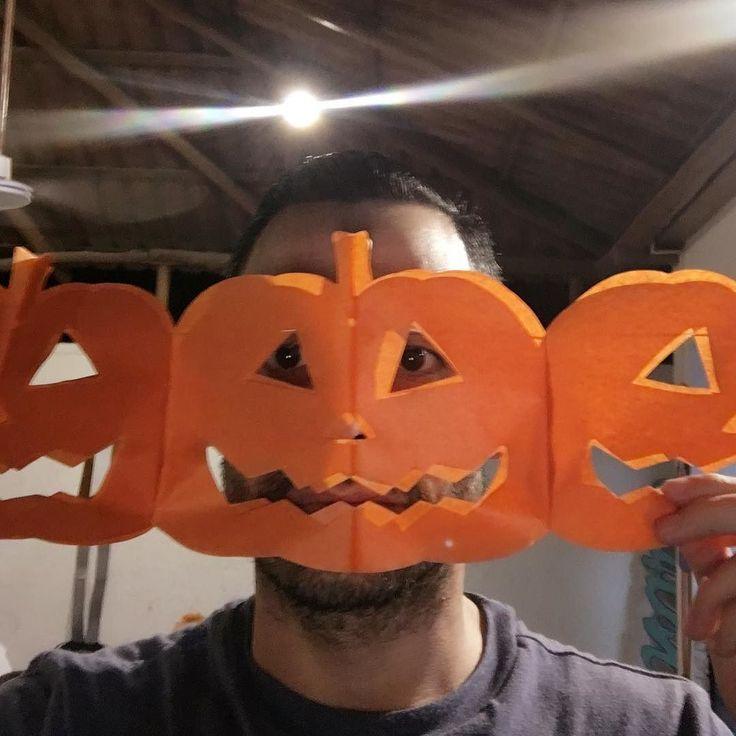Y a final de cuentas sí tuve mi disfraz de Halloween!