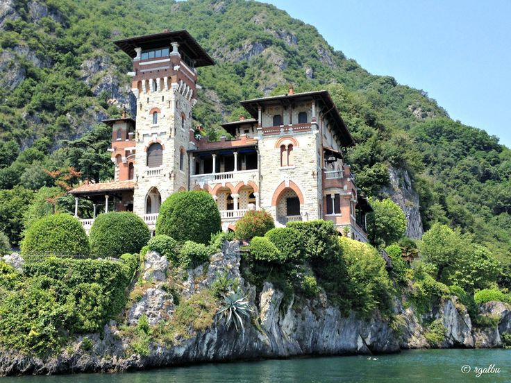 153 Best Images About Villas In Lake Como Le Ville Del