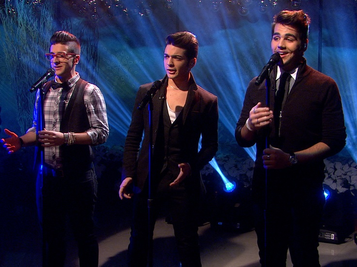 Il Volo performs Italian take on Aerosmith classic - the link takes you to the NBC Today Show