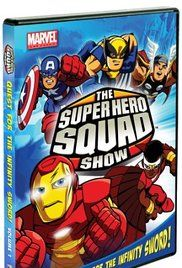Super Hero Squad Season 2. Marvel's greatest heroes and evilest of villains battle it out in action packed yet somewhat satirical alternate universe-style adventures.