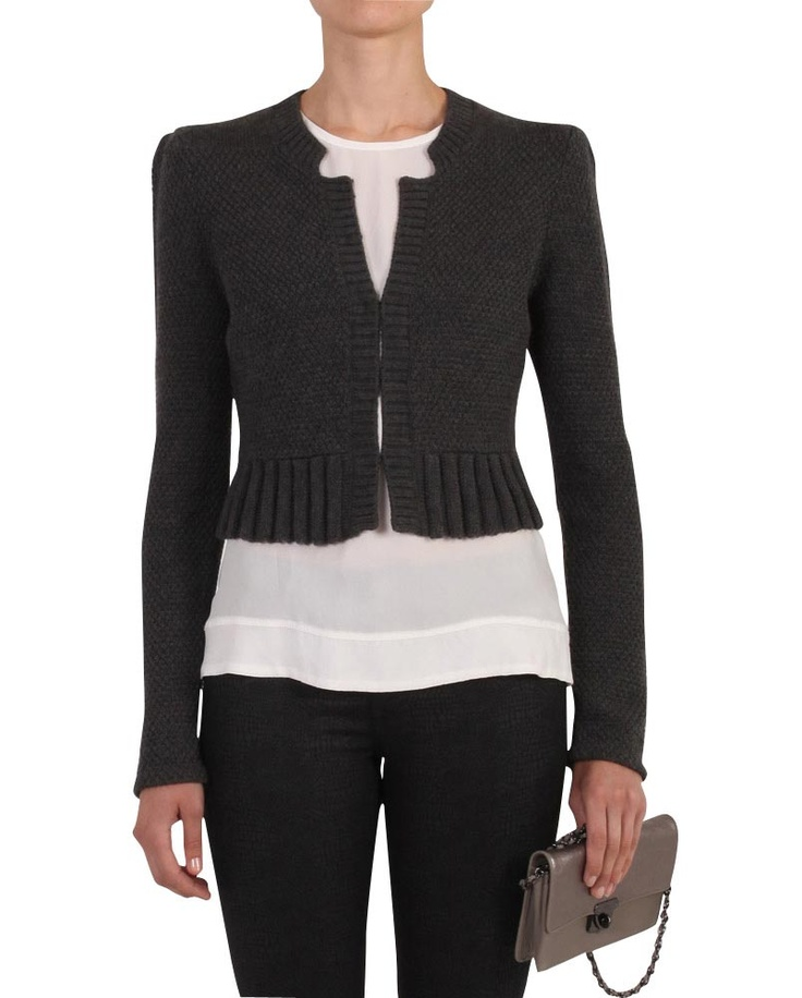 Saba Spring 2012 #knitjacket