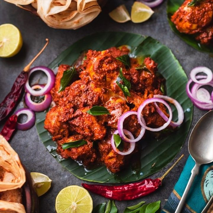 Chicken Ghee Roast By Chef Sanjyotkeer Foodie