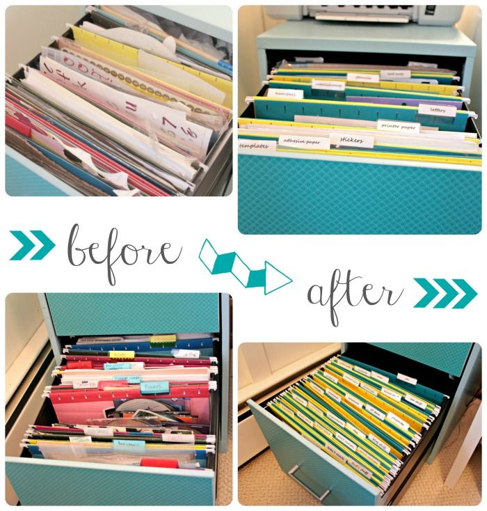 Dirty Kitchen Drawer: 1000+ Ideas About File Cabinet Organization On Pinterest
