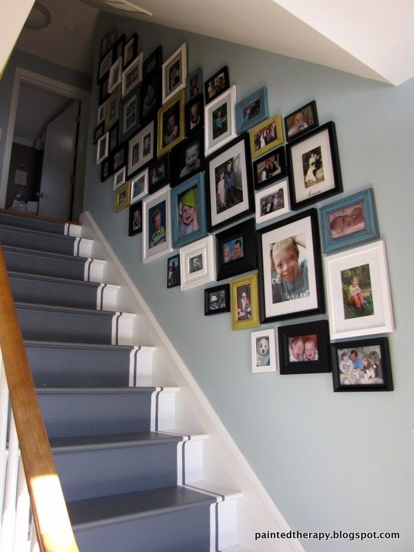 Painted Therapy: Creating a Galley Wall and a Trick