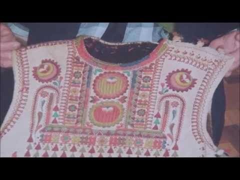 A gyimesi csángós bunda jelképszerkezete - Tankó Anna - YouTube