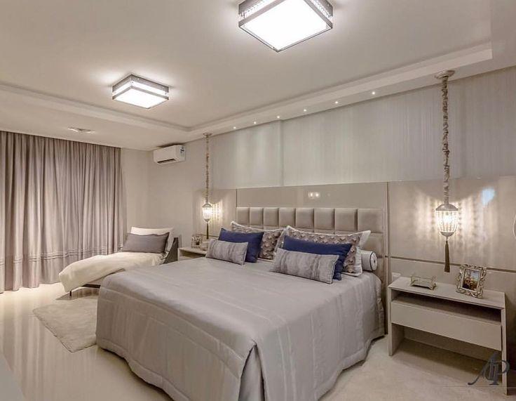 Quando o quarto além de aconchegante e lindo! Inspiração via @casa_casada. Amei! www.homeidea.com.br Face: /homeidea Pinterest: Home Idea #bloghomeidea #olioliteam #arquitetura #ambiente #archdecor #archdesign #projeto #homestyle #home #homedecor #pontodecor #homedesign #photooftheday #love #interiordesign #interiores #cute #picoftheday #decoration #revestimento #decoracao #architecture #archdaily #inspiration #project #regram #home #casa #grupodecordigital