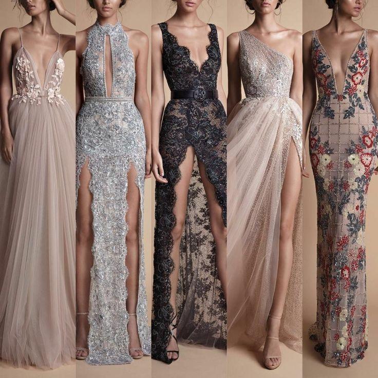 Lange Festkleider: Neueste Mode auf über 100 Fotos! – Ar …   – Vestiti matrimonio