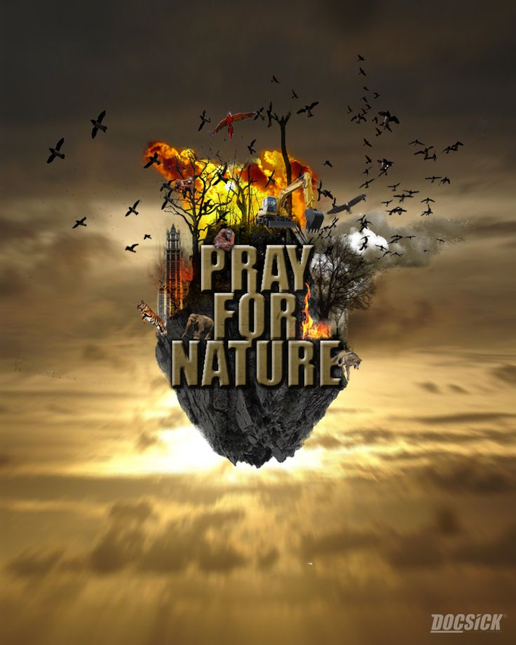 pray for nature