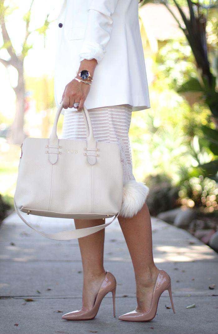 GiGi New York   Ivory Parker Satchel   Carrie Bradshaw Lied Fashion Blog