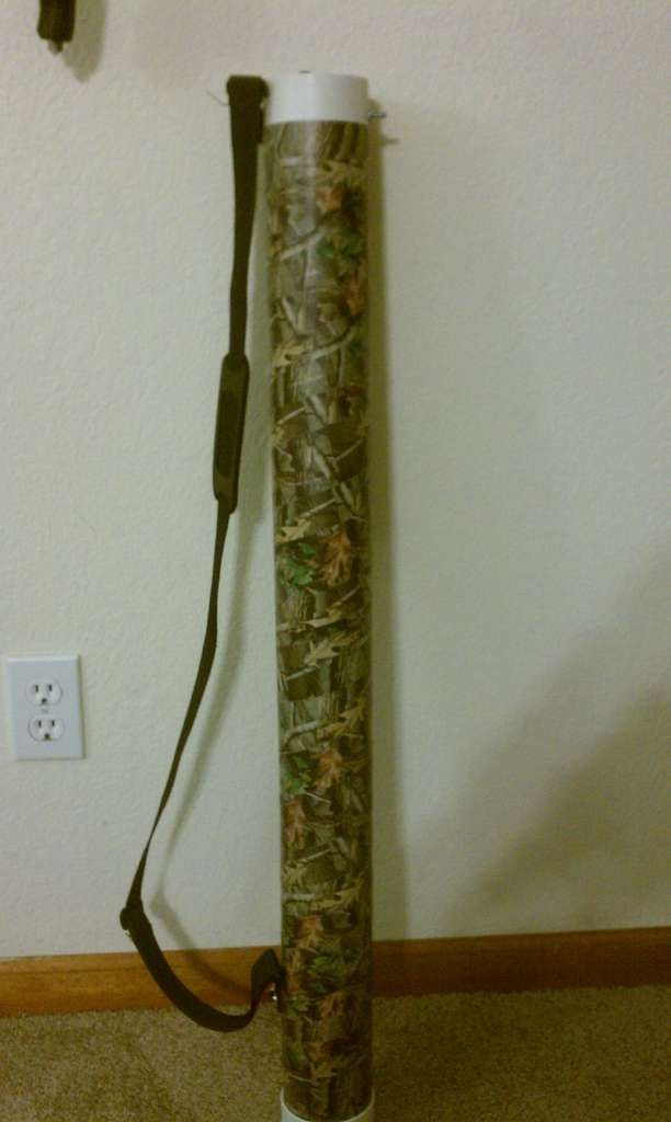 Fishing Rods Carrying Tube
