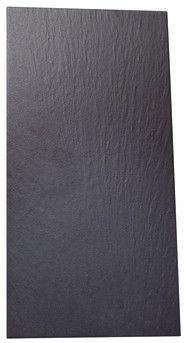 30 x 60 cm. Ép. 8,5 mm. Teinté dans la masse. Joint conseillé 8 mm. (Prix au m² et surface joint conseillé inclus). Le carton de 1,32 m². Plinthe assortie : 7 x