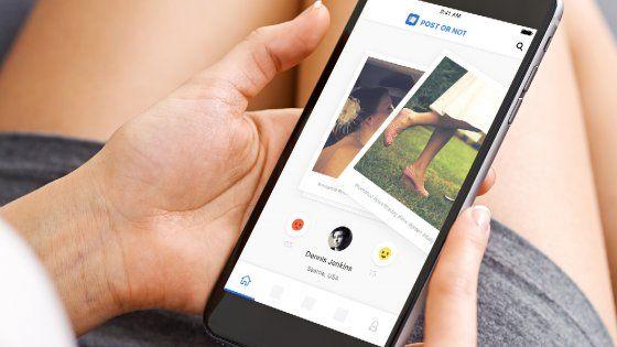 Un'applicazione promette di aiutarci a scegliere immagini e clip in cui veniamo meglio o più efficaci per evitare figuracce e inutili caricamenti.